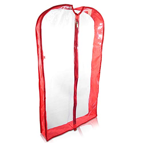 garment bag red - 8