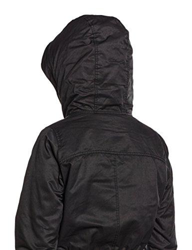 Schwarz Black Buckshot Manteau Bk014 Bench Noir Femme ZnIgBXzx