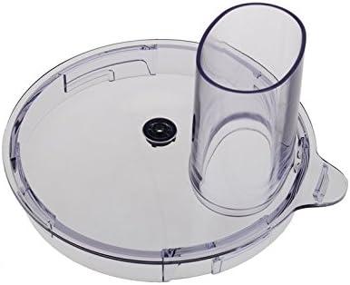 Kenwood - Tapa de repuesto para recipientes de robots de cocina MultiPro FDM7, FDM78, FDM79, FDM780 y FDM790: Amazon.es: Hogar