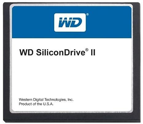 Western Digital SiliconDrive II CF ATA Paralelo - Disco Duro ...
