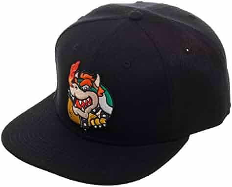 separation shoes 622e4 175aa Bowser Snapback Hat