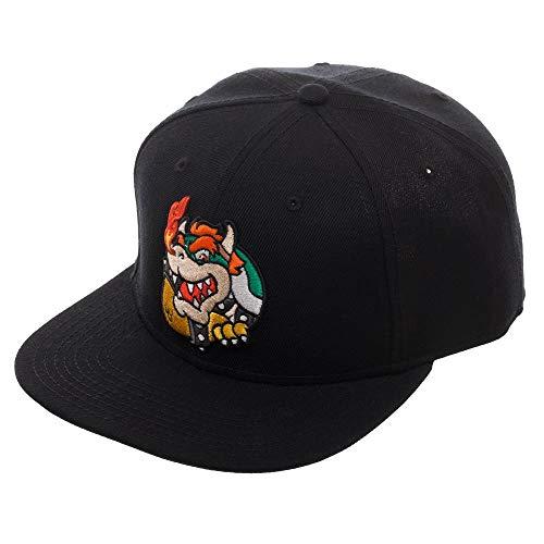 Nintendo Super Mario Bros. Bowser Snapback Hat -