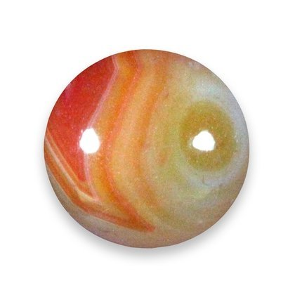 Carnelian Crystal Sphere ~2.5cm