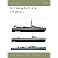 German E-boats 1939–45 (New Vanguard Book 59)