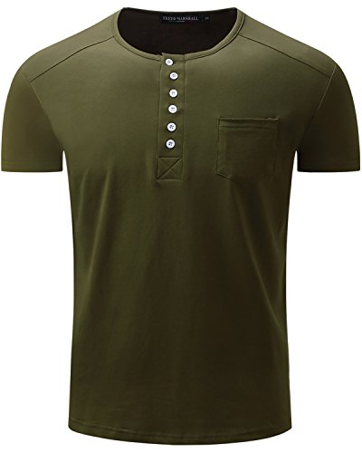 Adult Army Green T-shirt - 9