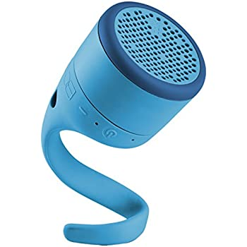 Polk BOOM Swimmer Jr Bluetooth Waterproof Speaker (Blue)