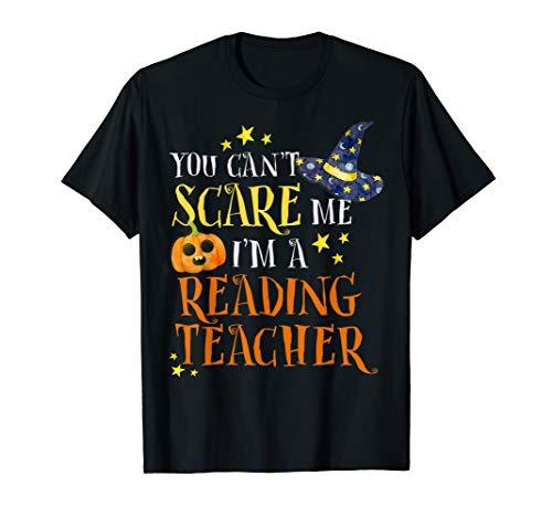 Halloween Reading Worksheets Kindergarten - You Can't Scare Me Reading Teacher