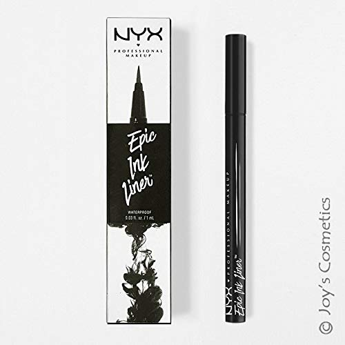 1 NYX Epic Ink Liner - Black Eyeliner