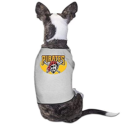 Ror Blind Pirates Doggie T Shirt Gray