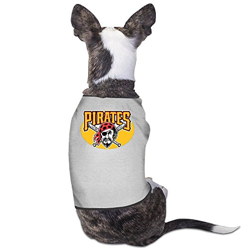 Ror Blind Pirates Dogs Clothes M Gray