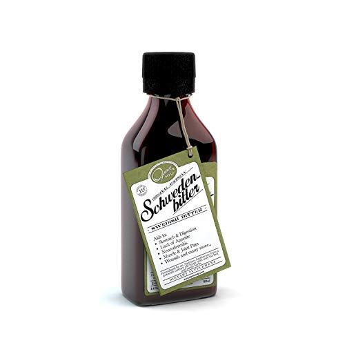 (Original Austrian Swedish Bitters Extract (Schwedenbitter) 3.4 fl.oz)