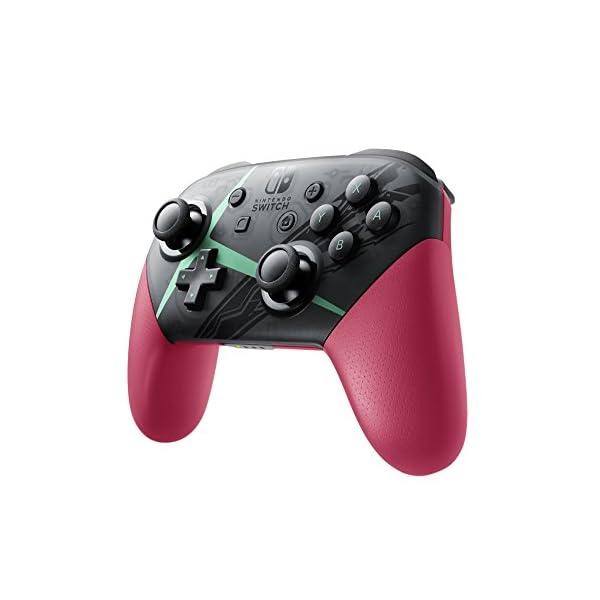 Nintendo Switch Pro Controller - Xenoblade Chronicles 2 Edition 1