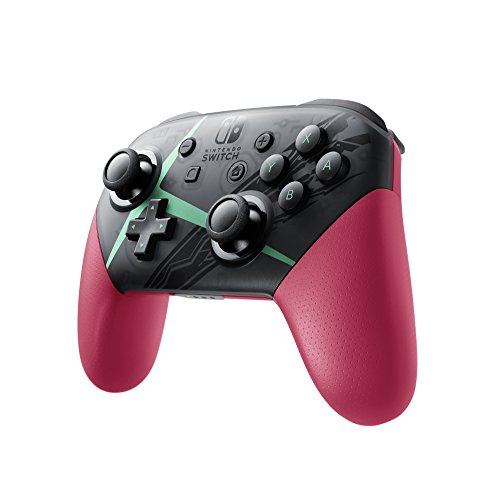 Nintendo Switch Pro Controller - Xenoblade Chronicles 2 Edition ()