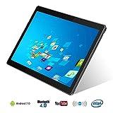 "KUBI 10"" Android 7.0 Tablet, Octa-Core Processor, 2GHz, 64GB Storage, 4GB RAM, Dual"