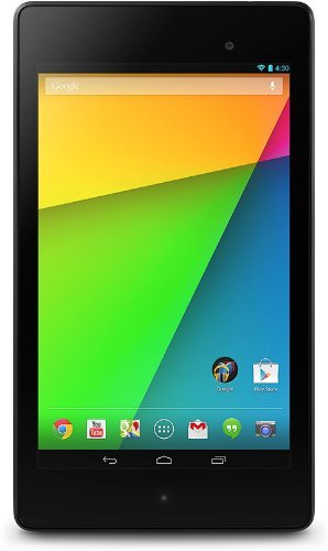 Lumii Ark Screen Protector Shield for Google Nexus 7 2013 (Wi-fi) 2nd Generation Tablet -[3-pack] - (Clear)