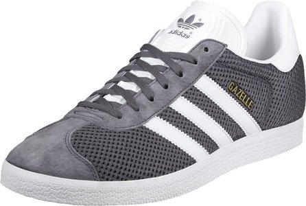 adidas Gazelle, Zapatillas Unisex Adulto gris