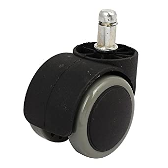 DealMux 50mmx54mm anillo de arrastre de la rueda gemela espita conectora de la carretilla silla con ruedas Caster: Amazon.es: Industria, empresas y ciencia