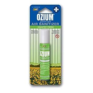 Ozium Glycol-Ized Professional Air Sanitizer / Freshener Country Fresh Scent, 0.8 oz. aerosol (OZ-15)