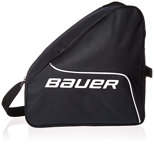 Bauer S14 Skate Bag, Black, One Size (Bauer Skates Bag)