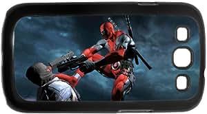 Deadpool - Marvel Comics v1 Samsung Galaxy S3 Case 3102mss