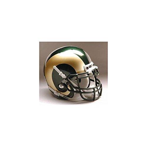 Schutt Colorado State Rams NCAA Mini Authentic Football Helmet From Colorado State Rams Helmet