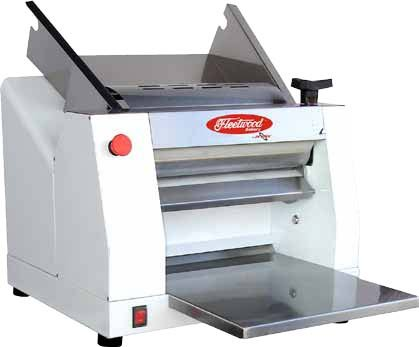 "Skyfood 16"" Table Top Dough Roller And Sheeter 1 Hp"