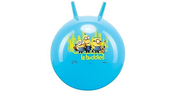 John GmbH – 59569 – Balón Saltador Minions – Talla 45 – 50 cm ...