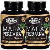 Kit 2 Maca Peruana Premium - 240 Capsulas Unilife