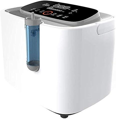 4YANG generador de concentrador de oxígeno portátil, 1-5L 40-90 ...
