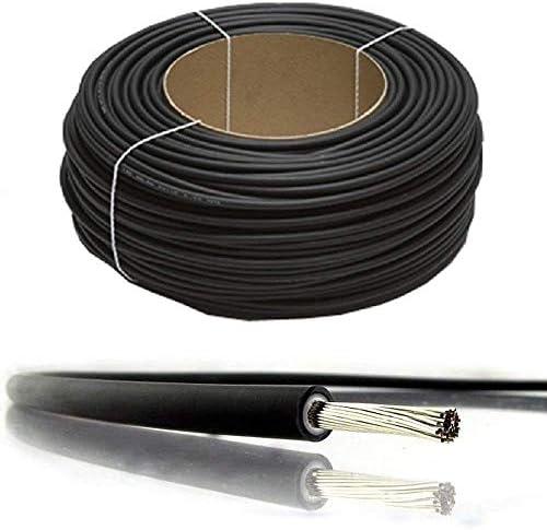 Wire4u Solarmodul, PV-Kabel, Gleichstrom 4 mm2, 6 mm2, 10 mm2-1800 V, doppelt isoliert