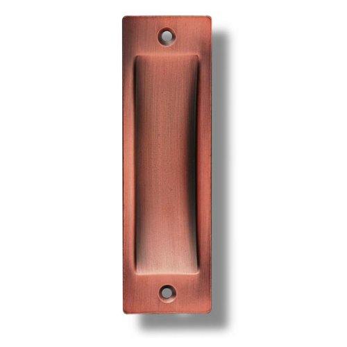 Thin Rectangle Flush Pull - 3