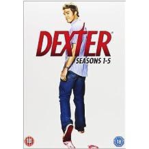 Dexter - Seasons 1-5 Complete [DVD] {PAL} [REGION 2] {IMPORT}