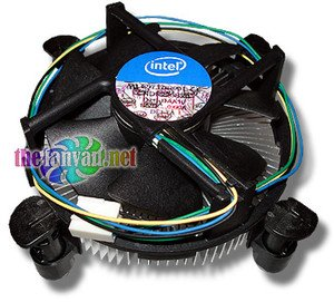 Intel CPU Cooler for LGA1150/1155/1156 OEM (Intel E97378-001) (Intel Lga 1150 Cpu Cooler)