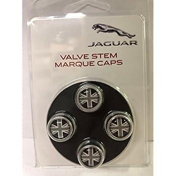 Amazon Com Jaguar Oem Accessory Union Jack Valve Stem