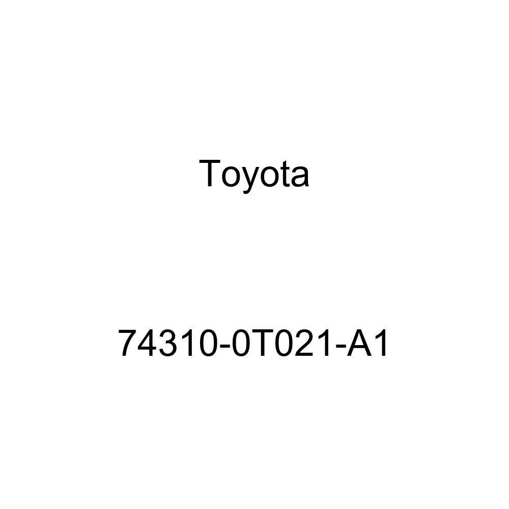 TOYOTA Genuine 74310-0T021-A1 Visor Assembly