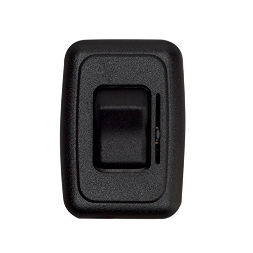 American Technology Components 12 Volt DC Dimmer Switch for LED, Halogen, Incandescent - RV, Auto, Truck, Marine, and Strip Lighting (Slider, Black)