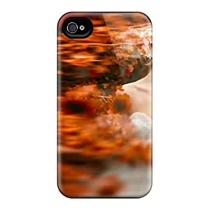 4/4s Scratch-proof Protection Case Cover For Iphone/ Hot Married In The Fall Phone Case