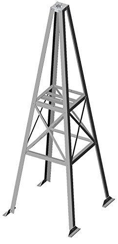 Glen Martin RT-832 8' Roof Top Tower - Lightweight & Strong. Most Popular Model!