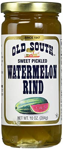 Pickled Gourmet (Old South Watermelon Rind Pickled Sweet, 10 oz (Pack of 3))
