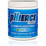 pH-Wert Fuel All Natural Pre Workout | Patented Ingredients for Clean Energy, Clear Mental Focus, Enhanced Performance | No Artificial Sweeteners, Non-GMO, No Banned Substances (Apple Fusion)