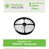 HEPA Filter for Hoover Windtunnel Bagless Vacuums; Compare to Hoover Part No. 59134050; Designed & Engineered by Think Crucial