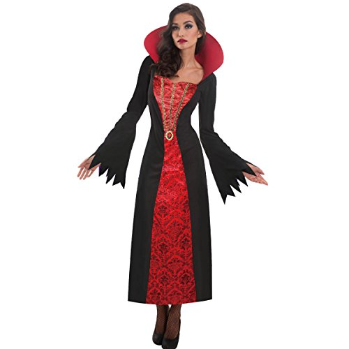 Costumes Womens (Leegeel Ladies Vampire Dress Halloween Costume)