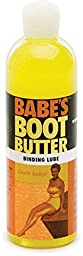 Babe\'s Boat Care BB7116 BABE\'S BOOT BUTTER PINT BOOT BUTTER BINDING LUBRICANT