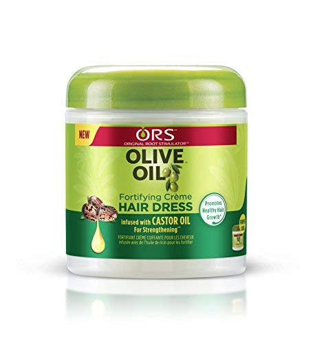 Hair Olive Black Oil Care - ORS Olive Oil Fortifying Crème Hair Dress
