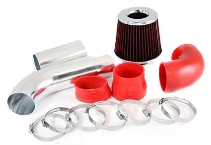 "3/"" BLACK Cold Air Intake Induction Kit Filter For 88-89 Firebird 5.0L//5.7L V8"