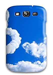 FiSFuiQ7885aqbuA Anti-scratch Case Cover ElsieJM Protective This Verb Called Love Case For Galaxy S3