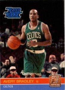 - 2010/2011 Donruss Avery Bradley #246 Boston Celtics Rookie Basketball Card