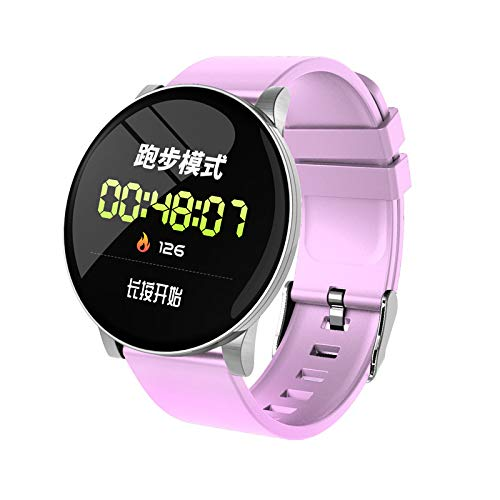 W8 Color Screen Smart Watch Heart Rate Health Monitoring Sports Step Bracelet