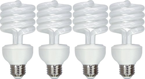 GE Lighting 67450 Energy Smart Spiral CFL 23-Watt 1700-Lu...