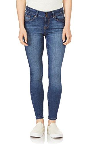 (WallFlower Junior's InstaSoft Ultra Fit Skinny Jeans, Hayden Pure, 3)
